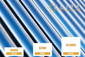 How Much Do Solar Tubes Cost?